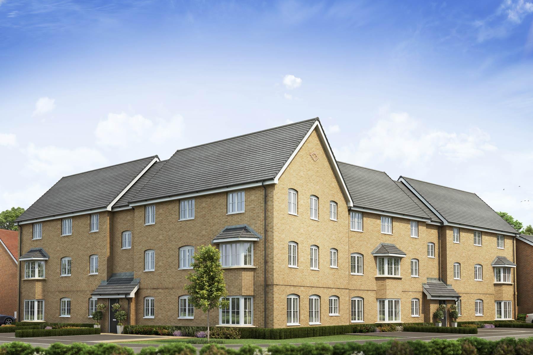 Charming 2B Flats Steppingley House Plots 381 392_Web Image