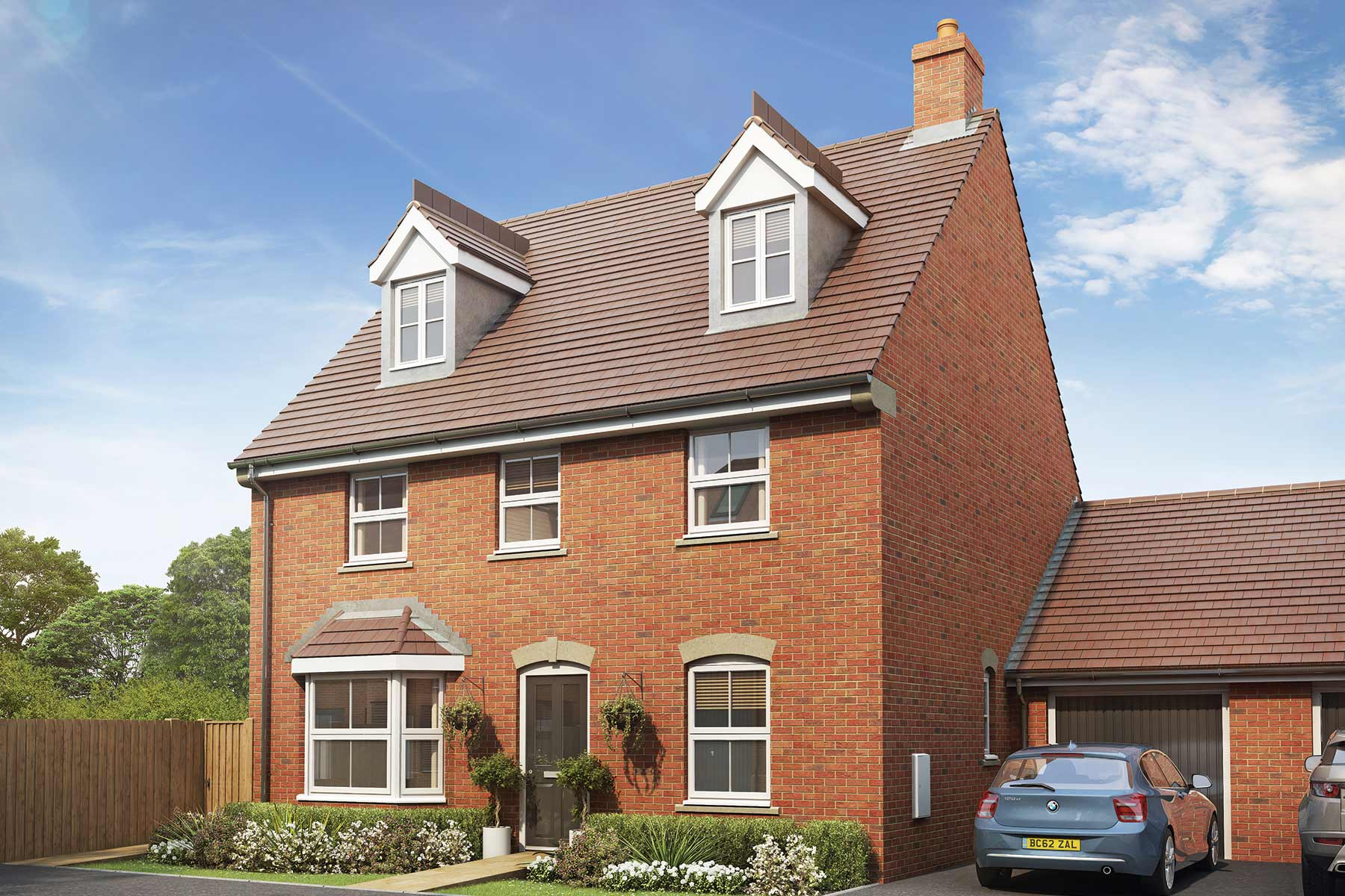 Tavistock Place - New Homes in Woburn Sands | Taylor Wimpey