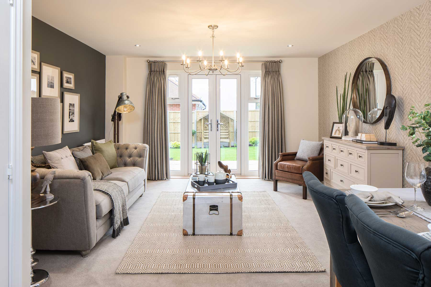 Kilnwood Vale New Homes In Faygate Taylor Wimpey