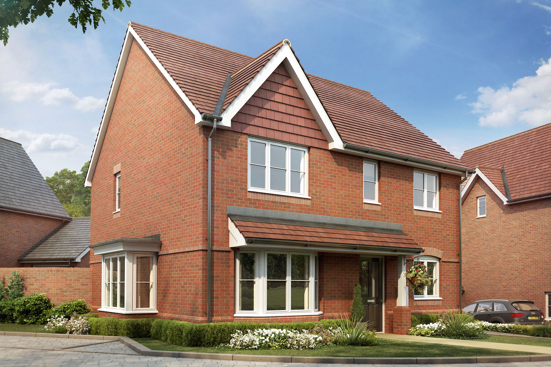 Plot 78 The Shelford Taylor Wimpey