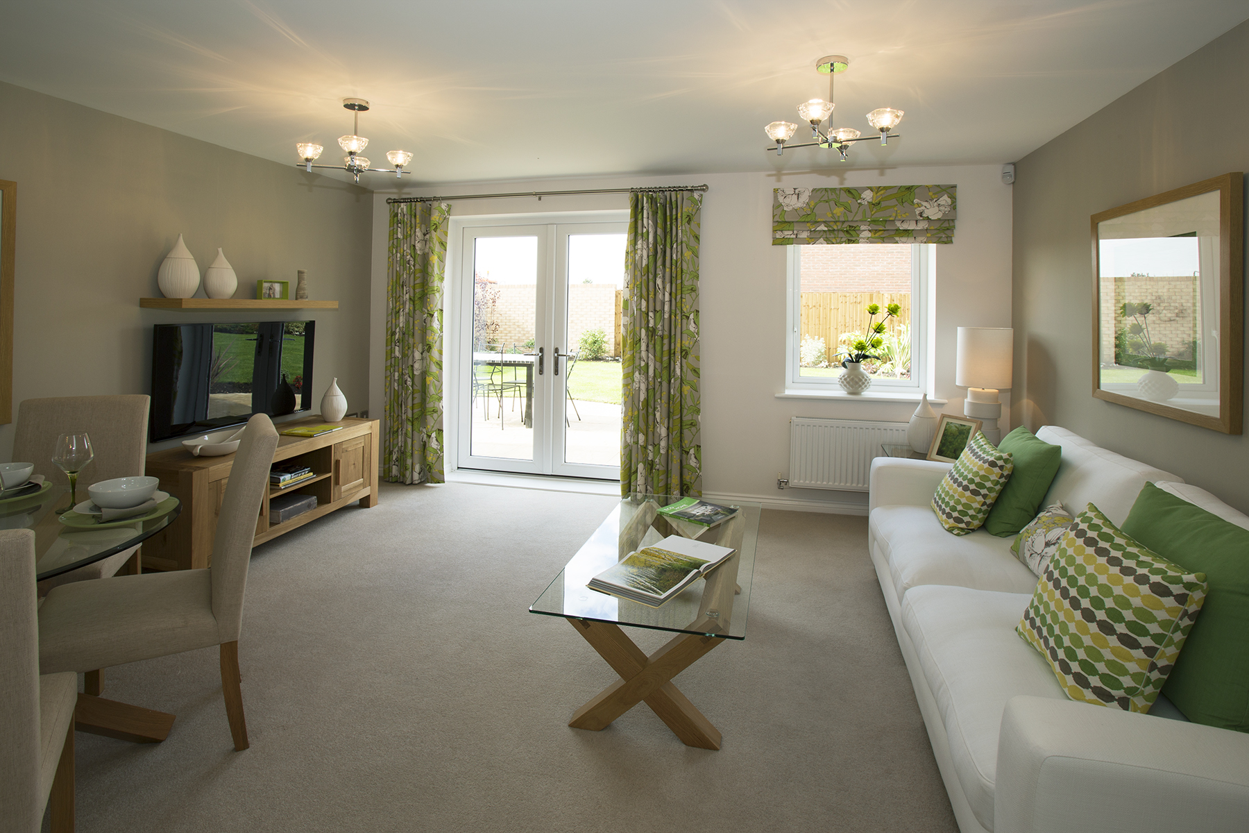 Typical Ashton home. Alver Village   New Homes in Gosport   Taylor Wimpey
