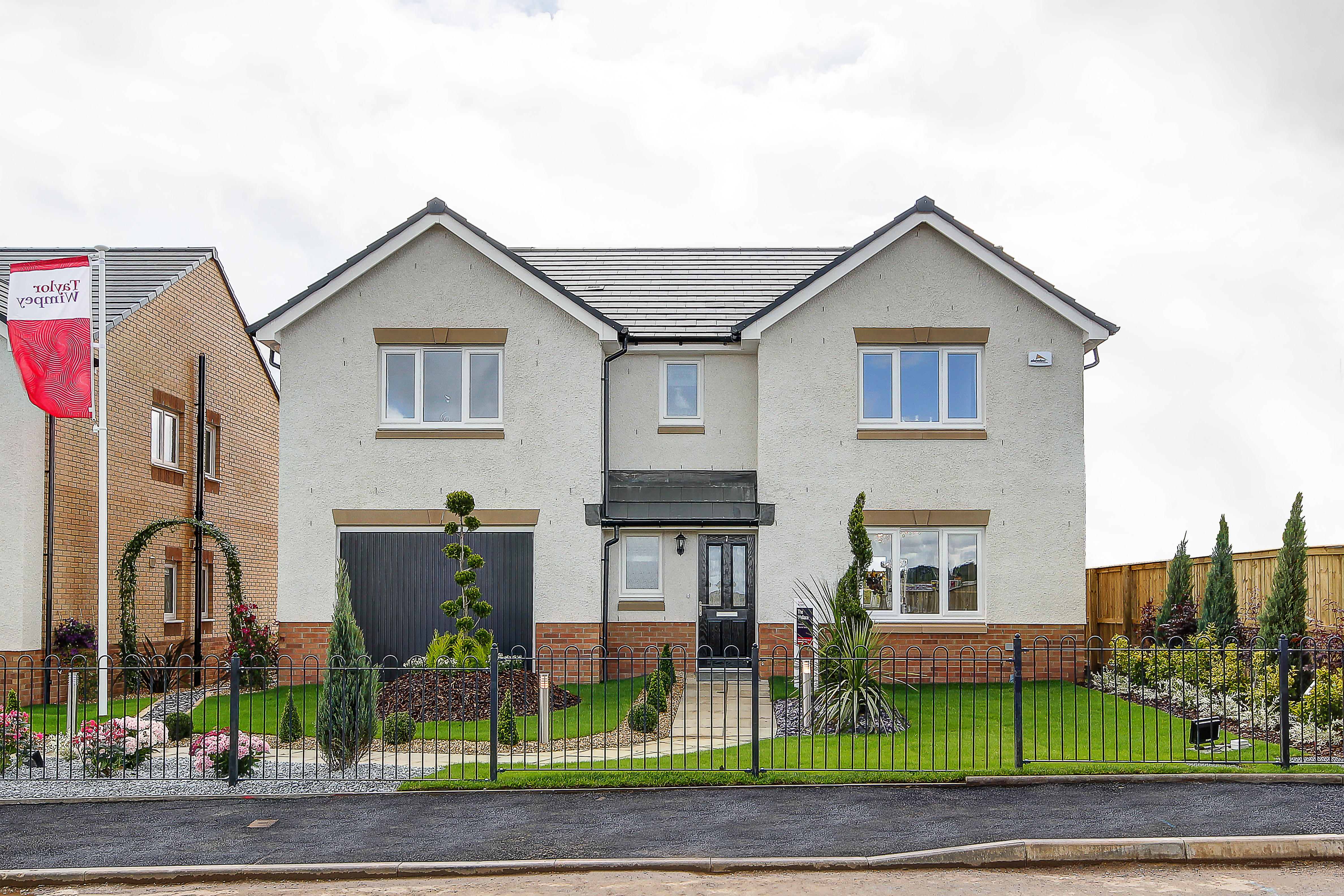 Avondale gardens new homes in strathaven south for Wallace homes