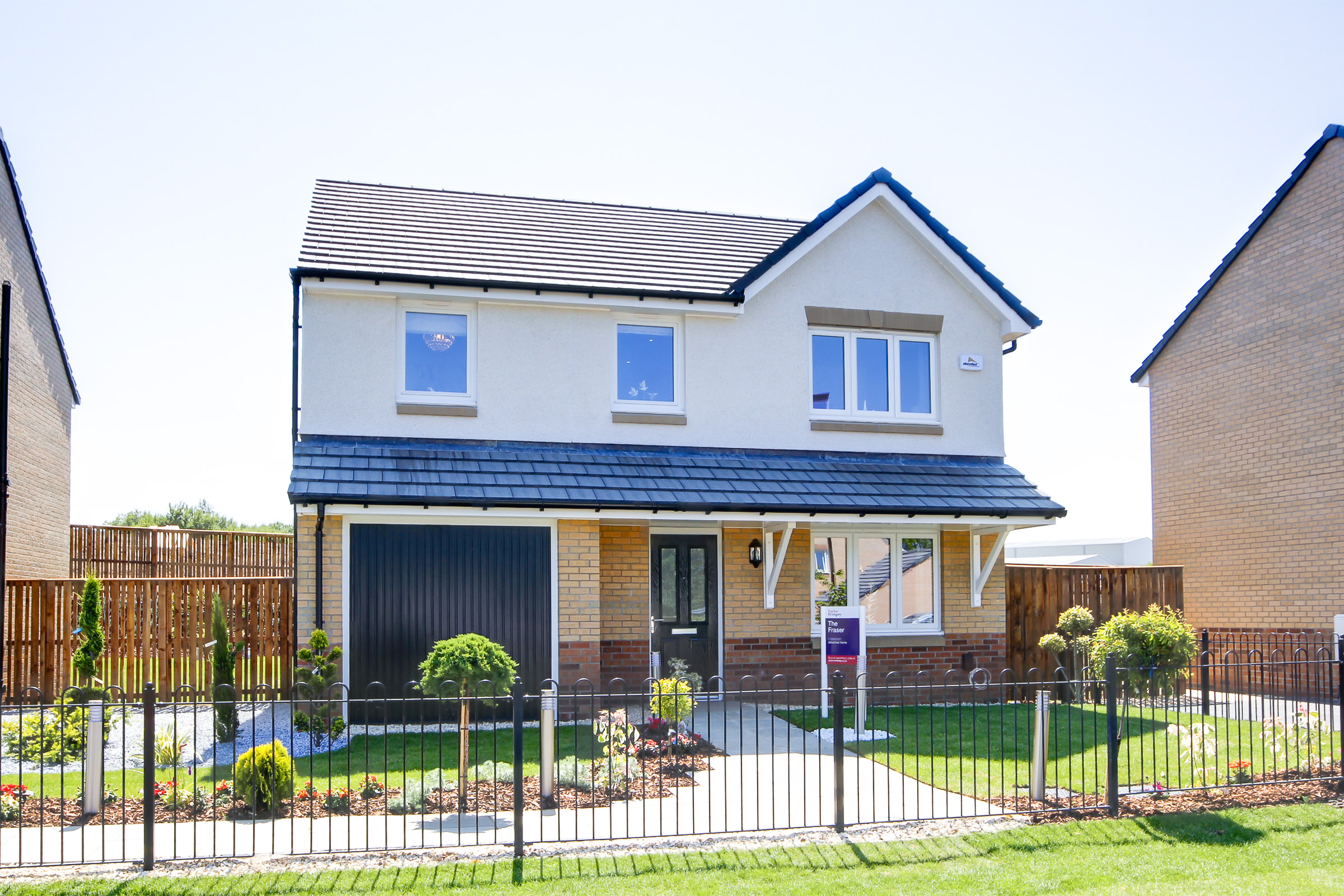 Burnside View New Homes For Sale In Bargeddie Taylor Wimpey