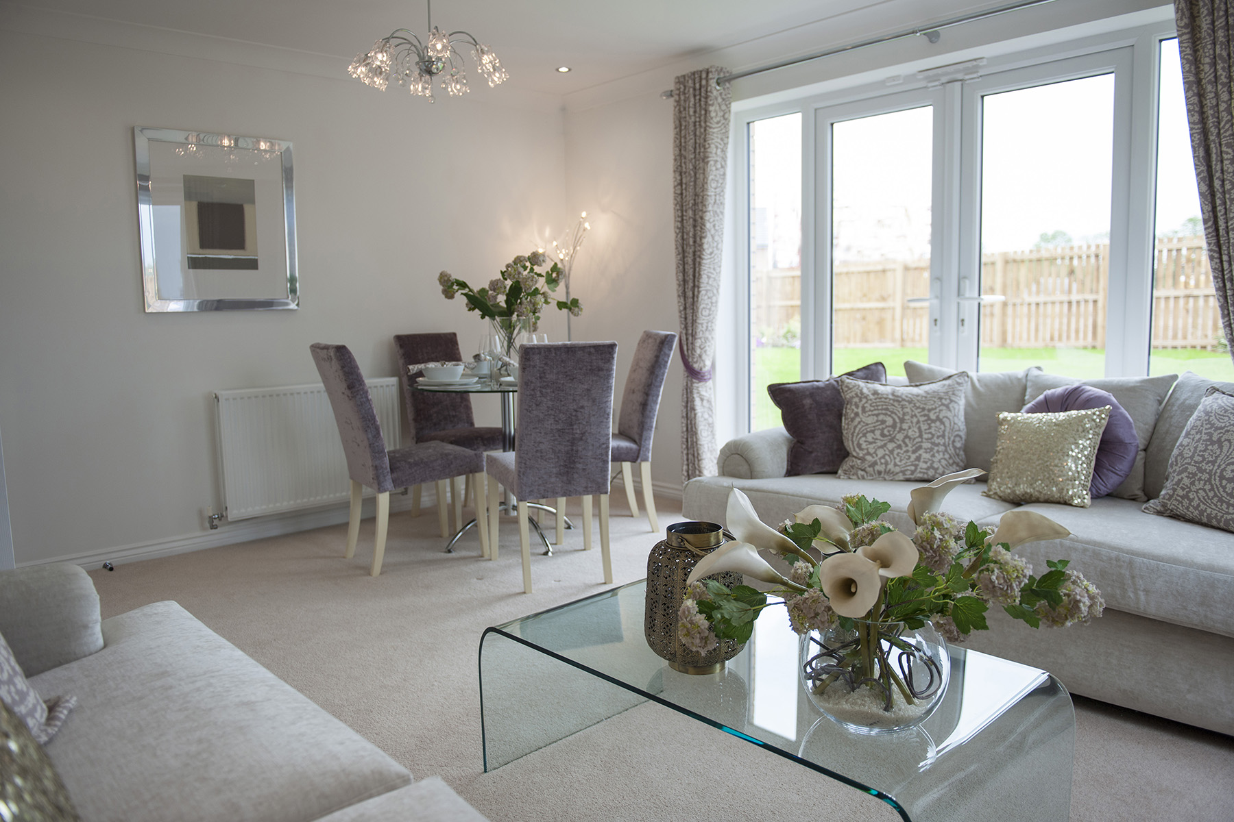 The balfour 2 plot 120 taylor wimpey for Living room kilmarnock