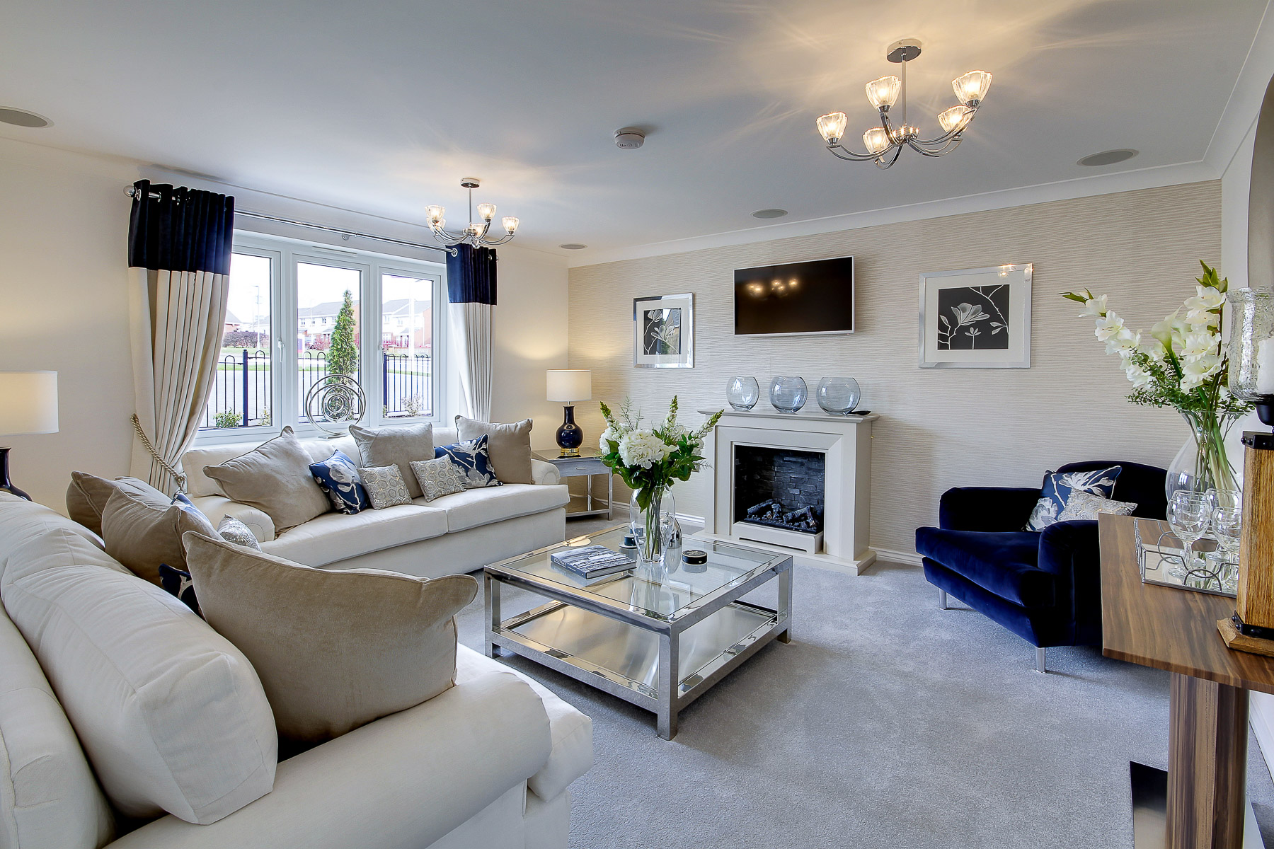 Raven 39 S Cliff New Homes In Motherwell Taylor Wimpey