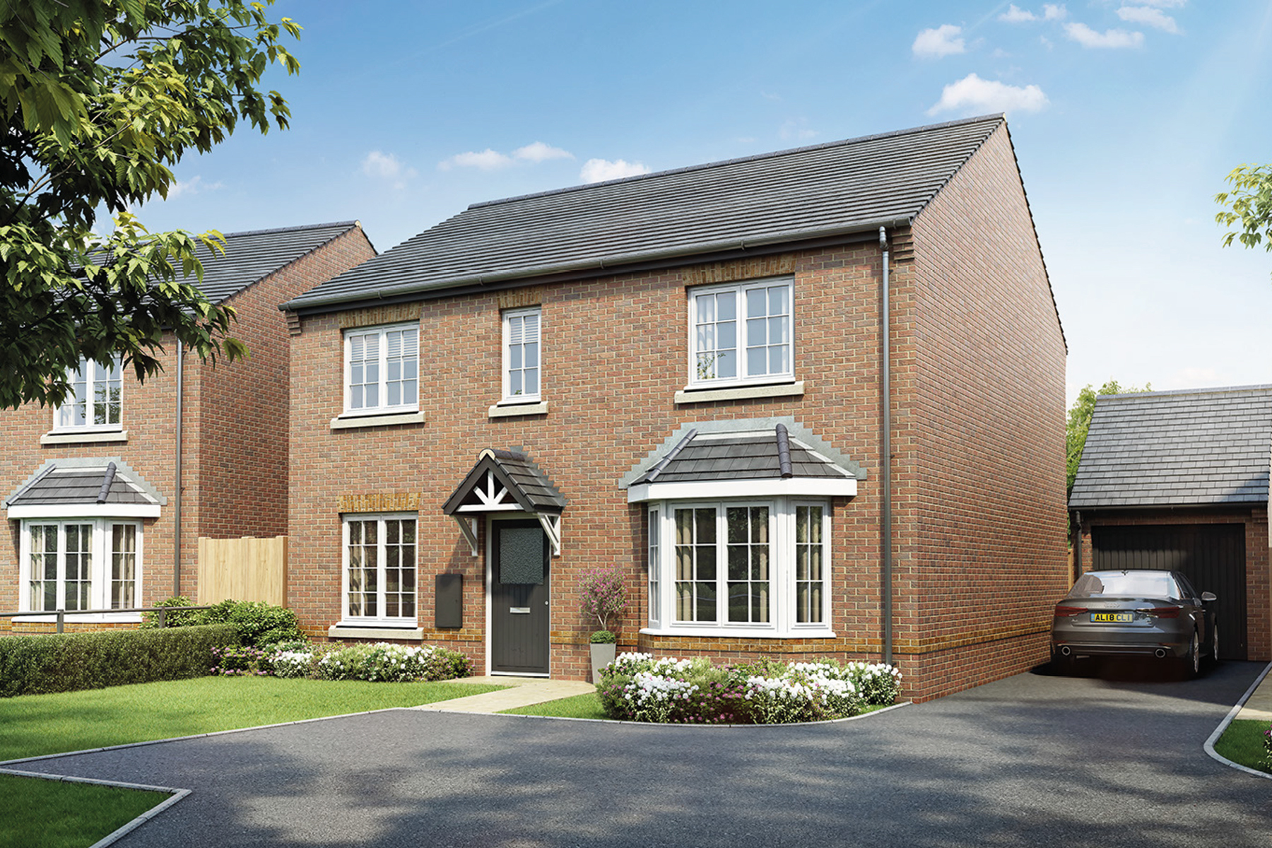 New Homes In Rossington Taylor Wimpey