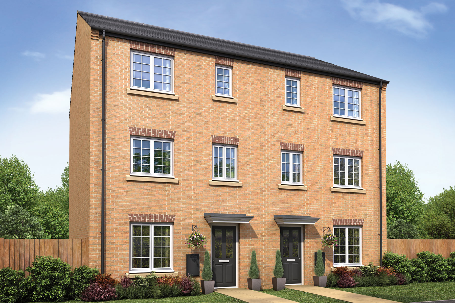Pipers Green New Homes In Wakefield Taylor Wimpey