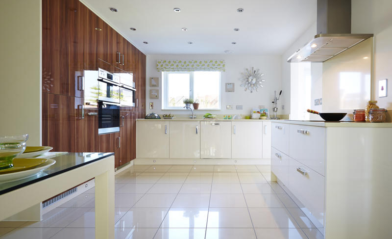 Get a taste for interior design in your kitchen taylor for Kitchen units without plinths