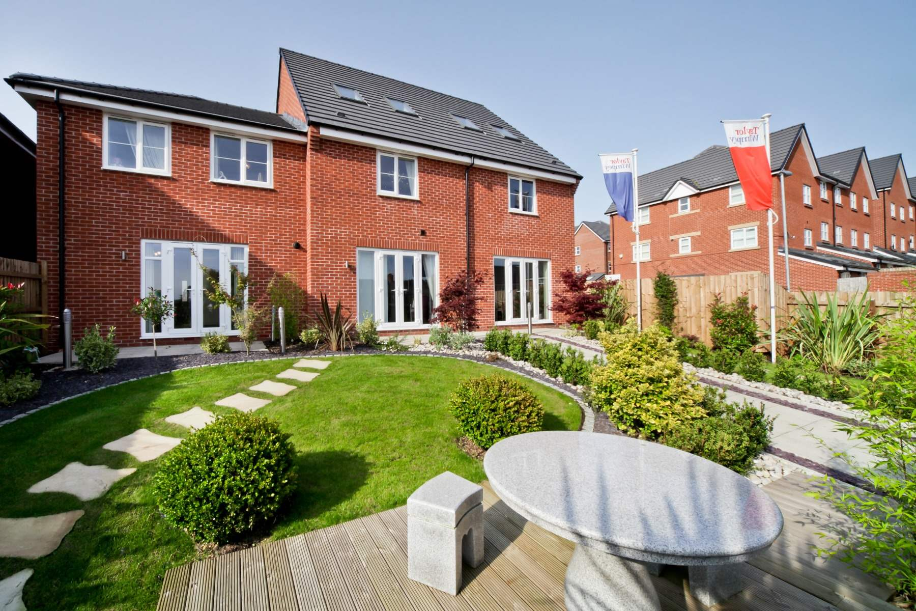 New homes in blackburn taylor wimpey for Blackburn home