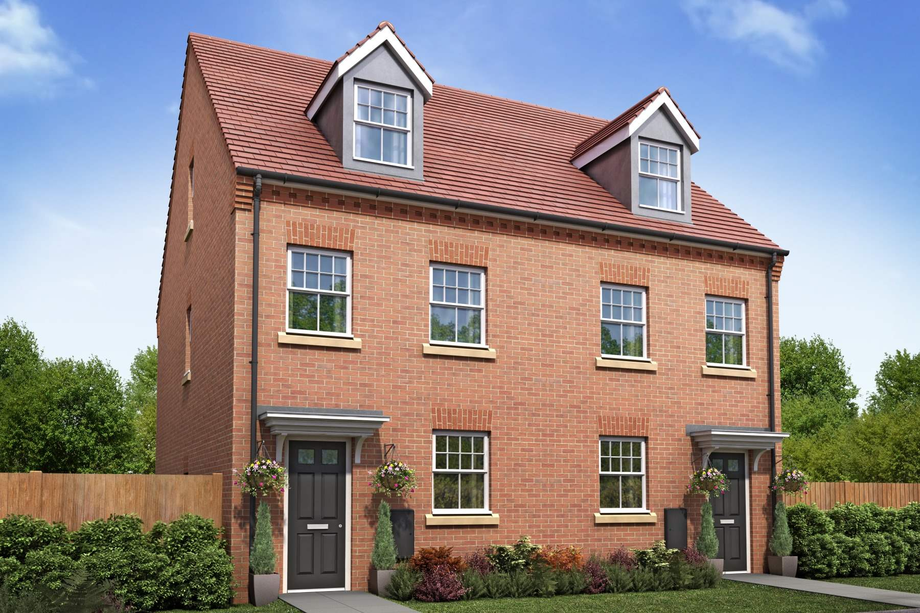 The rivington at winnington village northwich taylor wimpey for The rivington