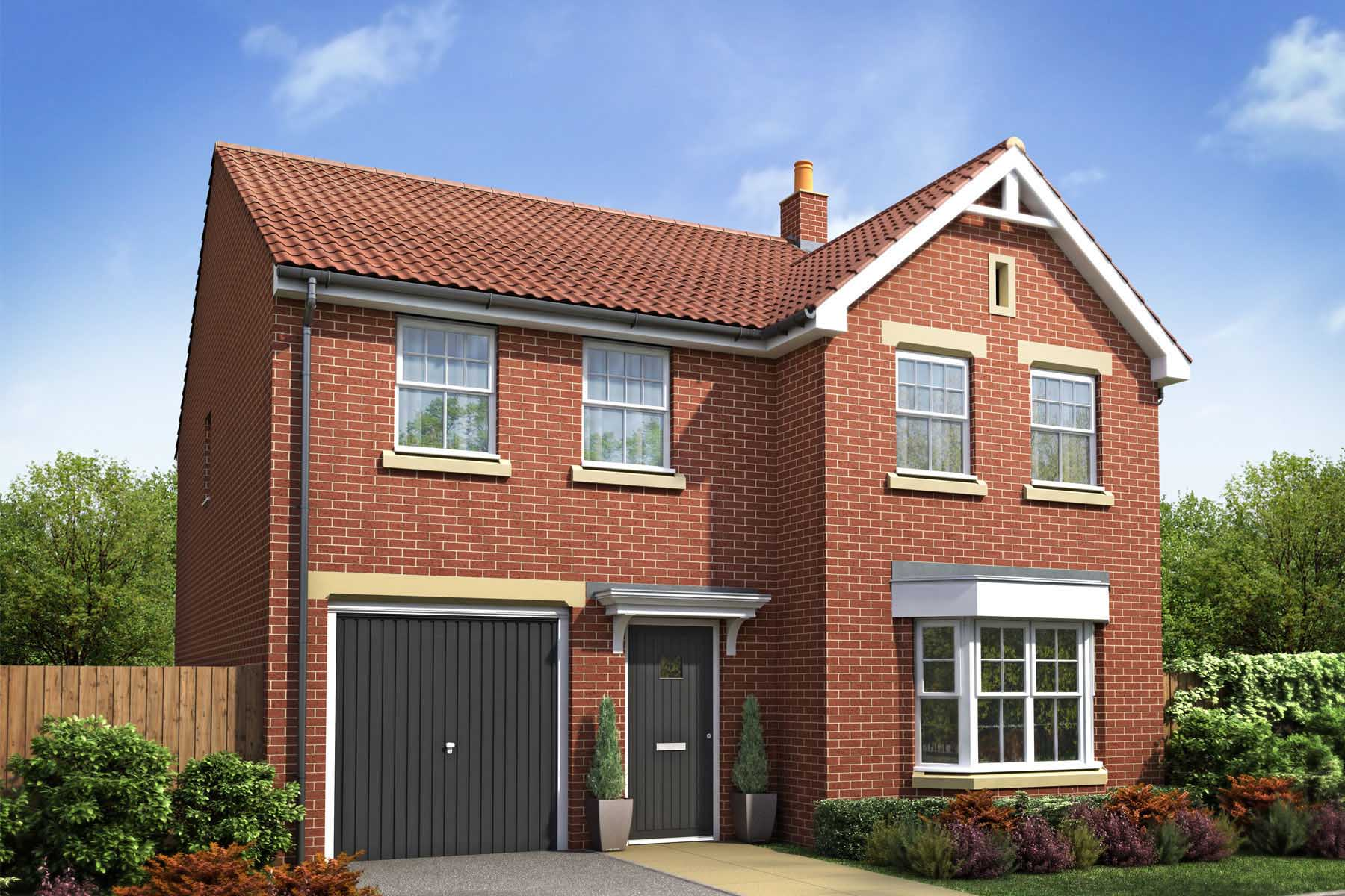New homes in Tyne and Wear