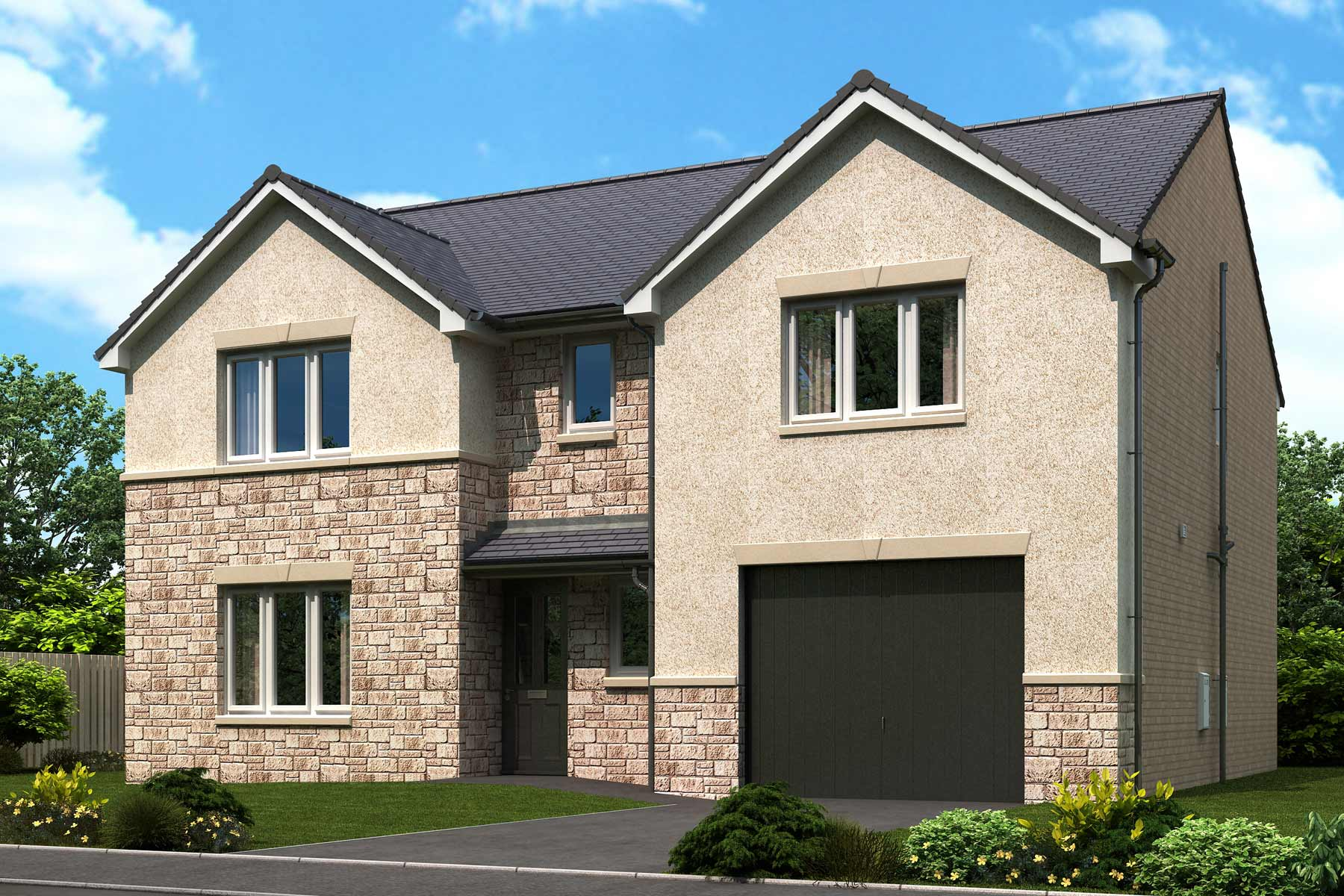 Dargavel village new homes in bishopton taylor wimpey for Wallace homes