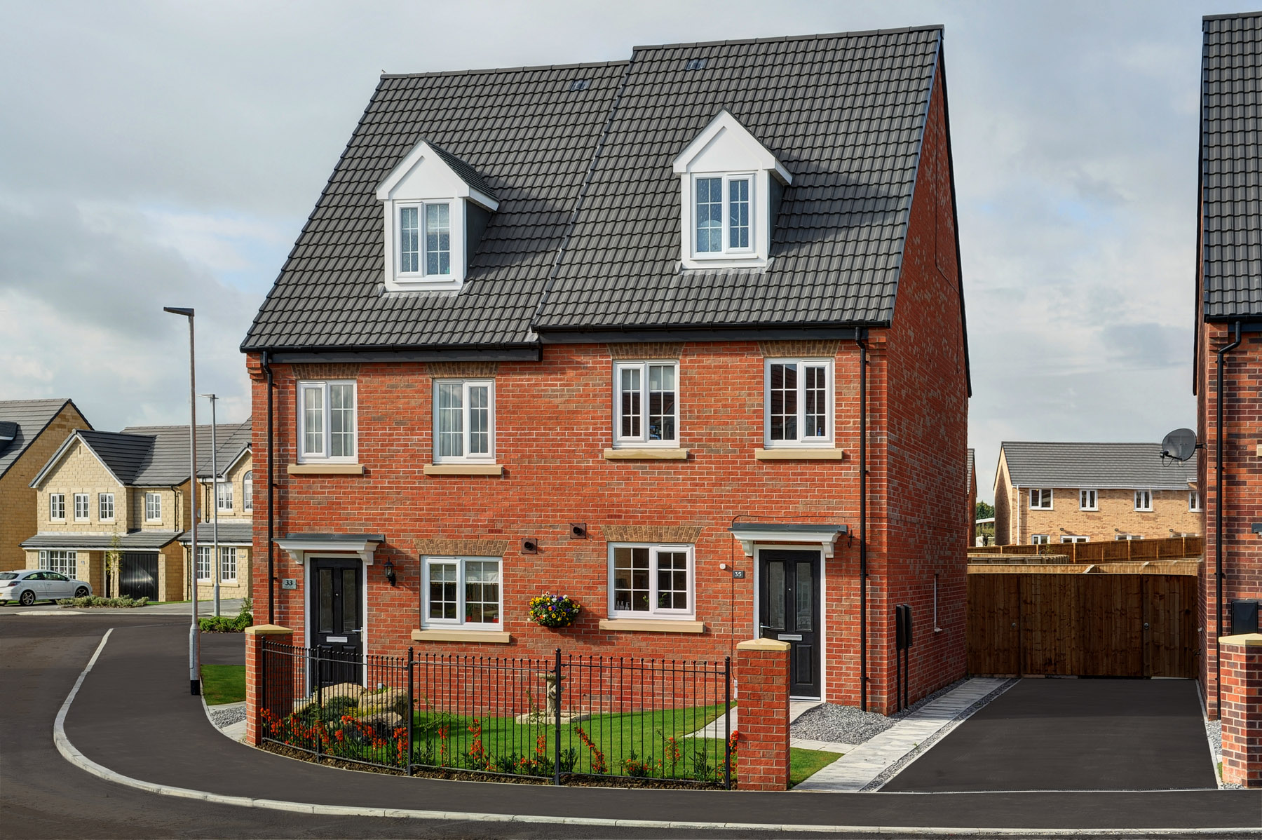 The Wickets New Homes Rotherham