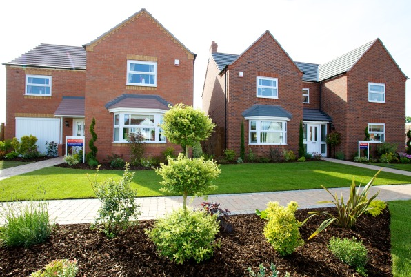 Swallows Heritage showhomes