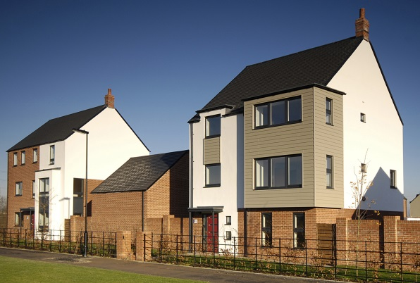 Newcastle Great Park homes