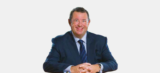Kevin Beeston - Chairman
