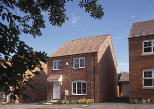 Monkford housetype at taylor Wimpey's Terracotta Gardens development