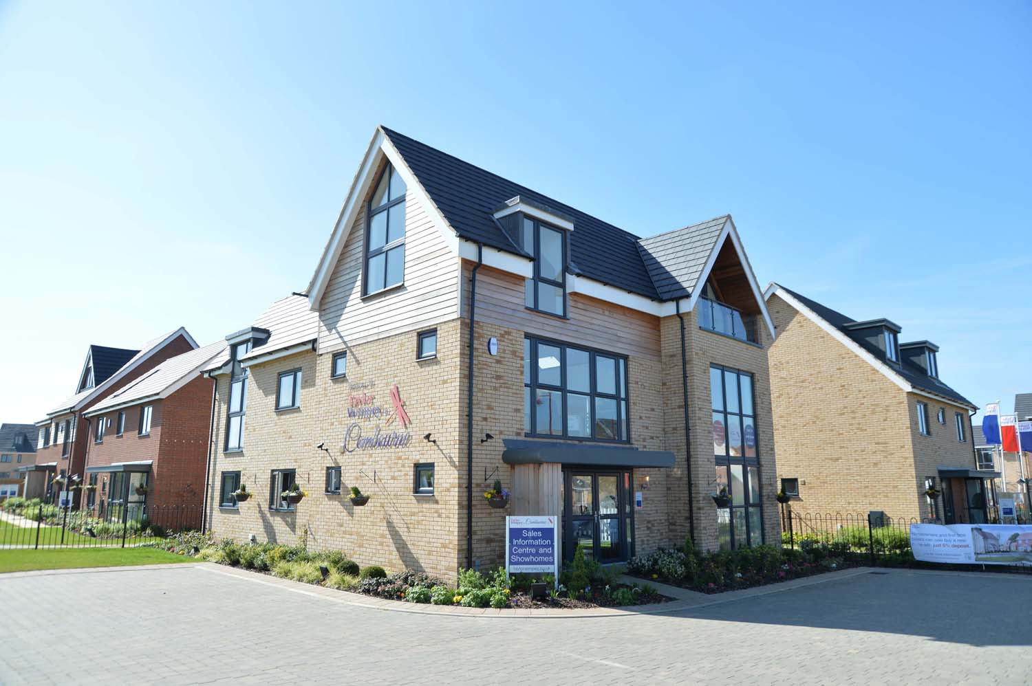 Taylor Wimpey - Cambourne - Sales Centre