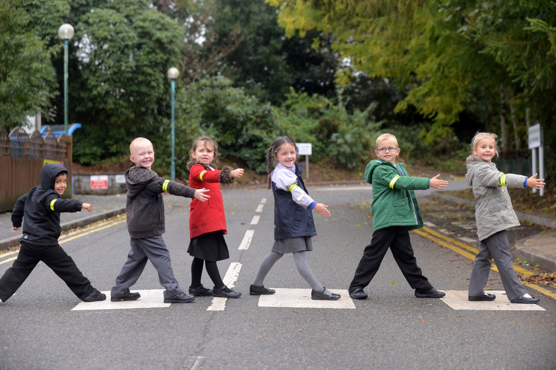 Taylor Wimpey  Tregorrick View  Pondhu Primary School  Walk to School