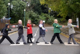 Thumb Taylor Wimpey  Tregorrick View  Pondhu Primary School  Walk to School