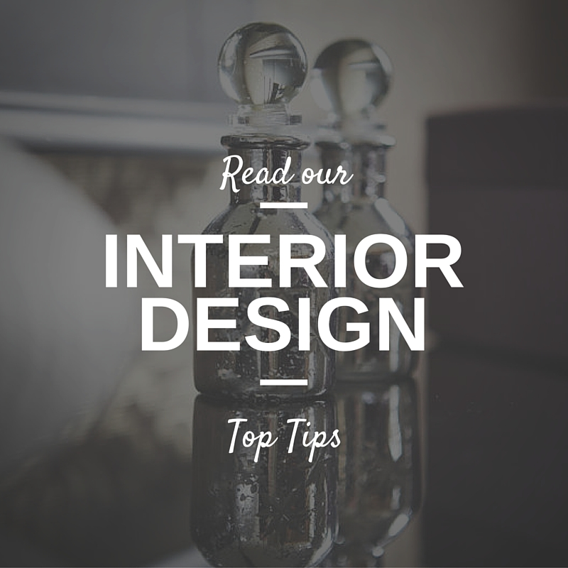 Interior design tips