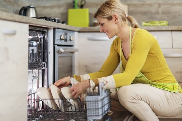 kitchen gadgets - dishwasher - iStock_000072890755_Large