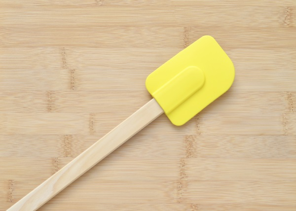 kitchen gadgets - yellow spatula - iStock_000078015561_Large