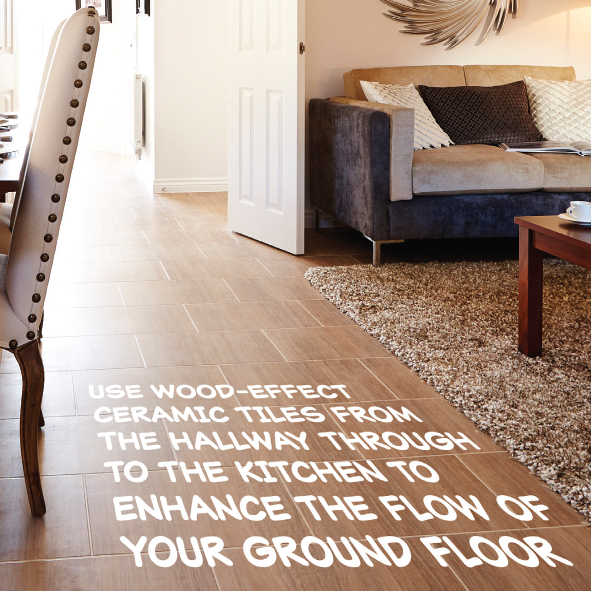 Enhance the flow of your ground floor