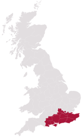 England - South East