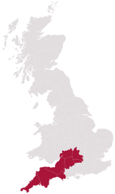 England - South West