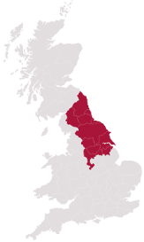 England - Yorkshire and North East
