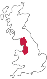 England - North West