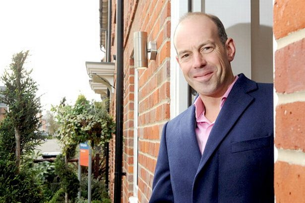 Phil Spencer at Taylor Wimpey