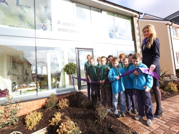 1 Taylor Wimpey  Lyde Green  Scouts Opening  Website