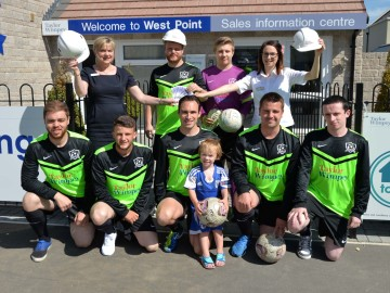 B - West Point - Heydon FC Sposnorship - Website