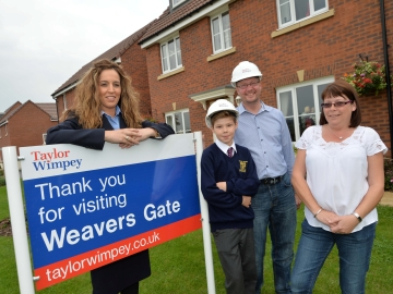Taylor Wimpey - Weavers Gate - Hallett Case Study Web Version