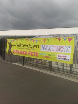 WEB - Willowdown Primary Academy - Banner
