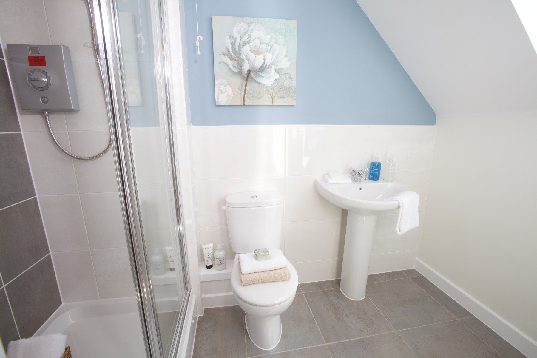 Kings Down showhome Crofton - En Suite