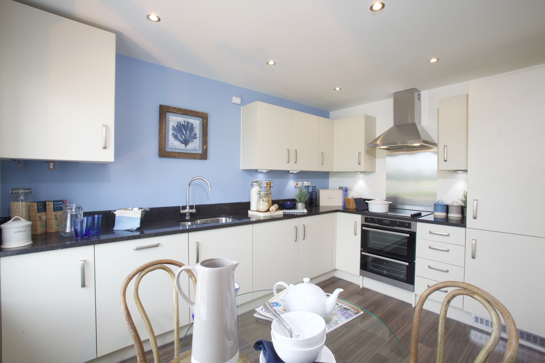 Kings Down showhome Crofton - Kitchen