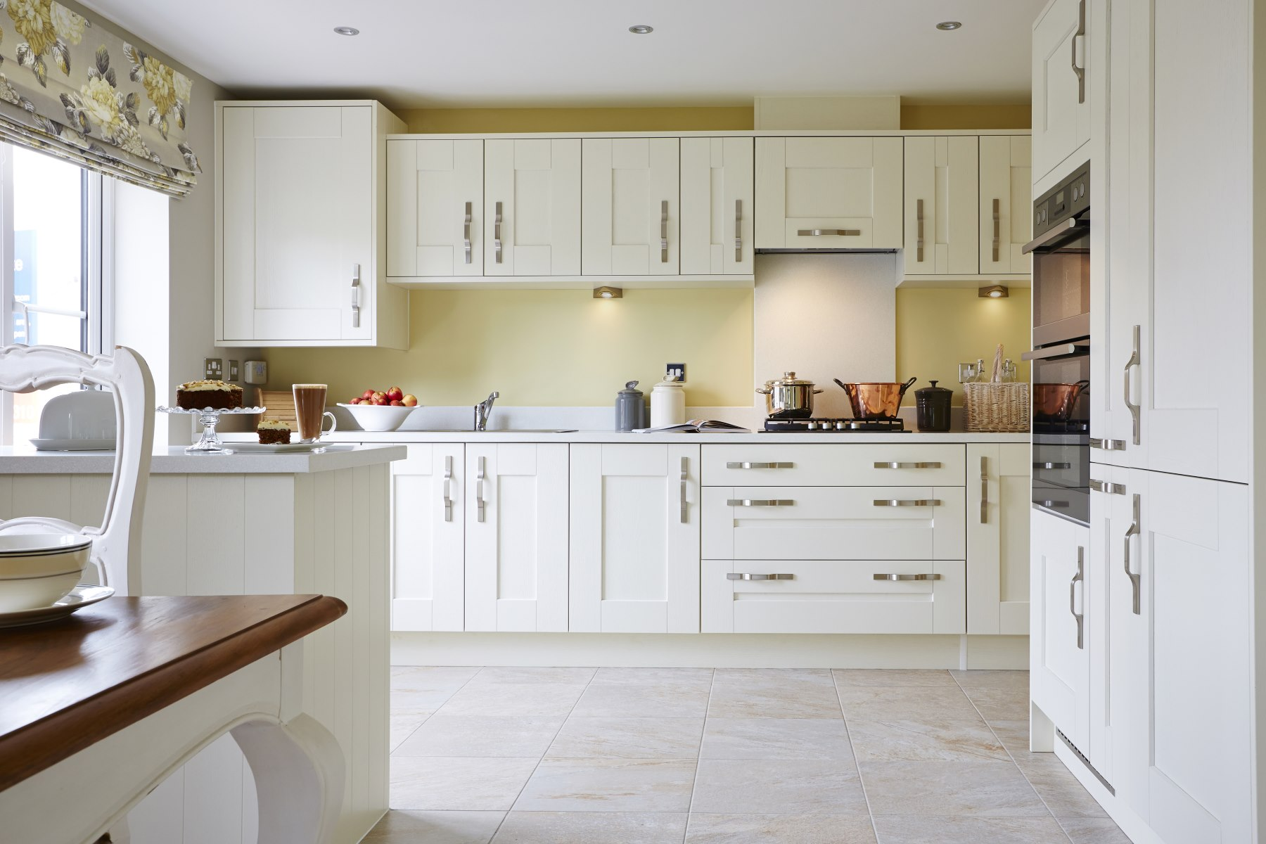 Typical Taylor Wimpey home - Kitchen/Dining Area