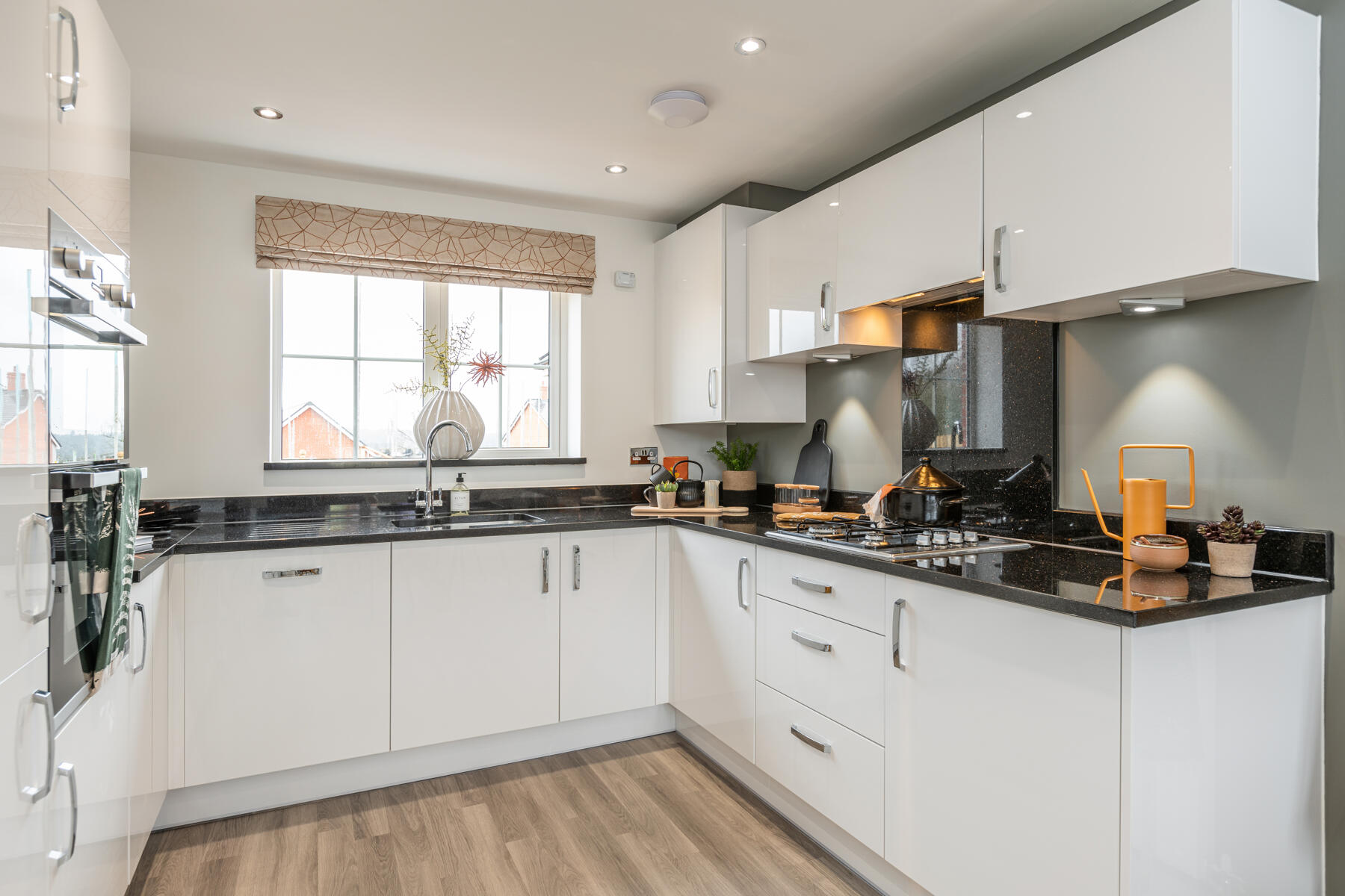 Typical Taylor Wimpey home - Kitchen 2