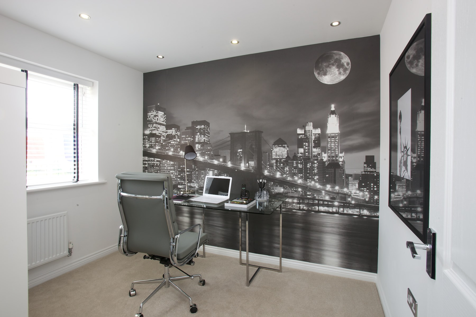 Kings Copse show home - Bedroom/Study