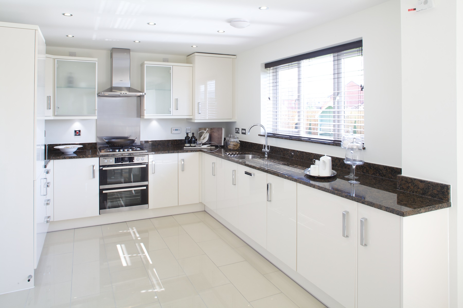 Kings Copse show home - Kitchen