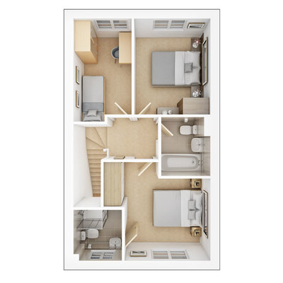 Gosford first floor plan