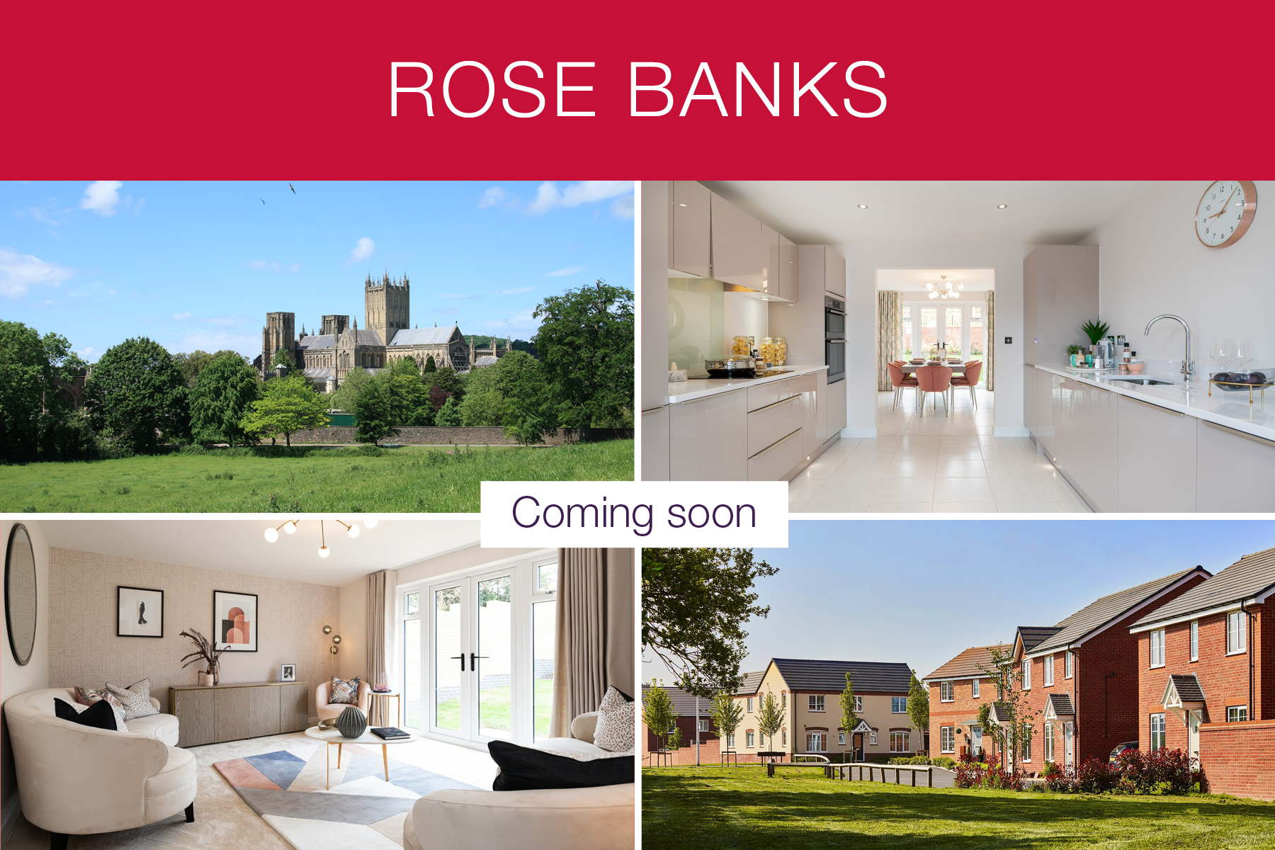 Rose Banks Coming Soon