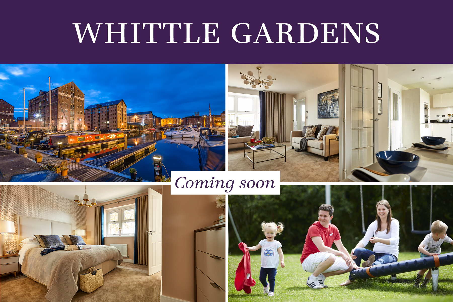 Whittle Gardens coming soon