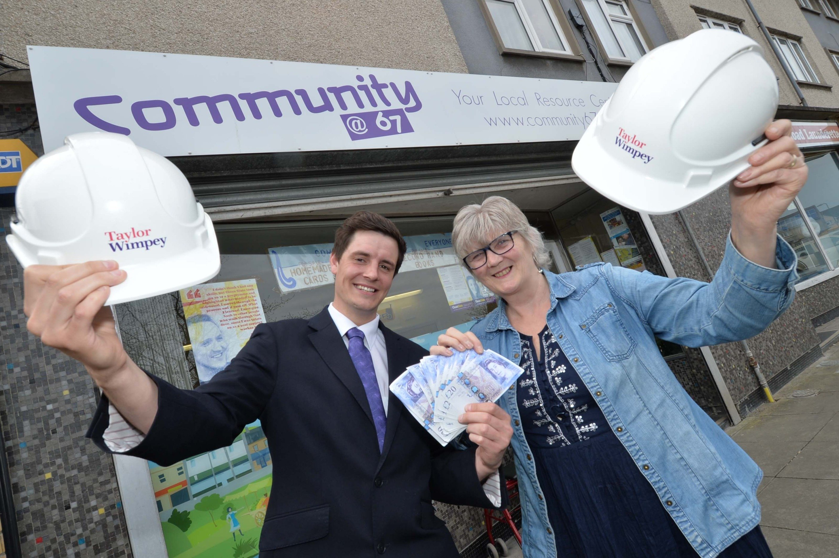 Taylor Wimpey - Keynsham - Community Chest