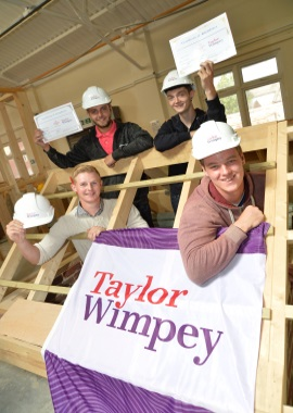 3 Taylor Wimpey  Get Into Construction Support  web