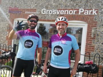 GrosvenorParkNewsStory