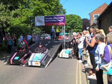 NEWS - TWEA - Soapbox race